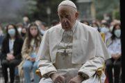 Papa pide por los enfermos del mundo