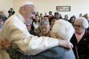 Papa Francisco establece la Jornada Mundial de los Abuelos y de los Ancianos