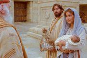 Evangelio del 2 de febrero del 2021 :: Fiesta de la Presentación del Señor
