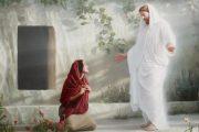 Evangelio del 5 de abril del 2021 :: Lunes de la octava de Pascua