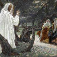 Evangelio del 7 de abril del 2021 ::  Miércoles de la octava de Pascua